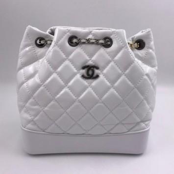 Рюкзак Gabrielle Chanel белый