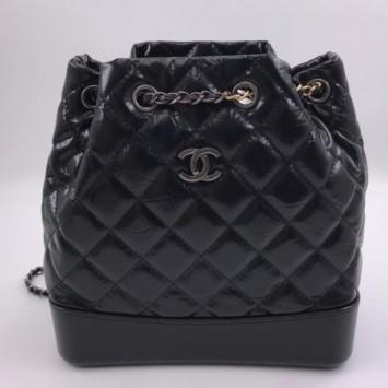 Рюкзак Gabrielle Chanel черный