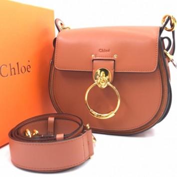 Сумка Chloe Tess коричневая
