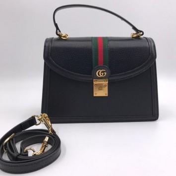 Сумка Gucci Ophidia черная
