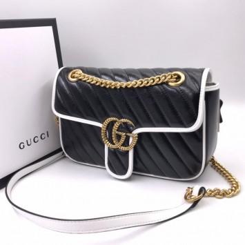 Сумка Gucci Marmont черная