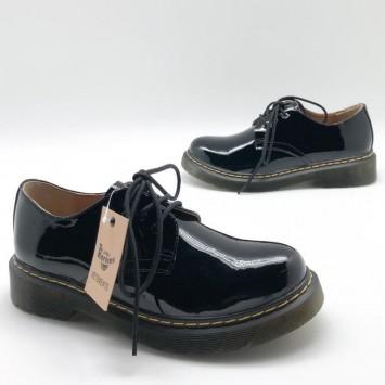 Лоферы Dr. Martens 1461 на шнуровке
