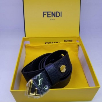 Ремень Fendi кожаный Free size