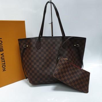 Сумка-тоут Louis Vuitton NEVERFULL MM Monogram