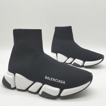 Текстильные кроссовки BALENCIAGA Speed 2.0