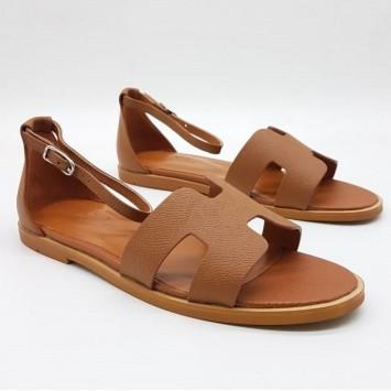 Босоножки Hermes Santorini Sandal