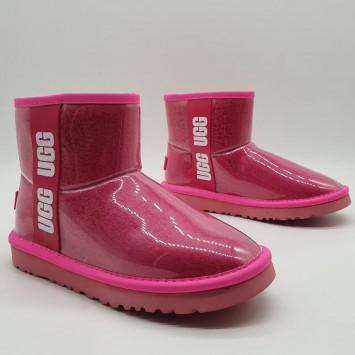 Угги UGG розовые