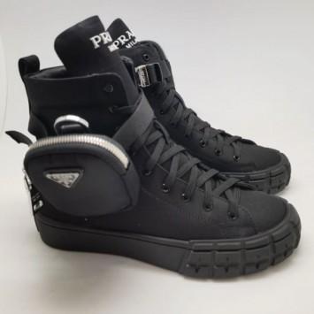 Ботинки PRADA Wheel