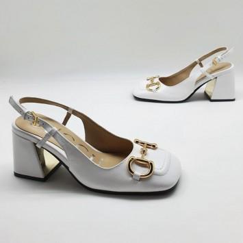 Туфли -лодочки Gucci Horsebit