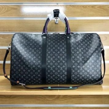 Сумка Louis Vuitton Speedy Bandouliеre  черная