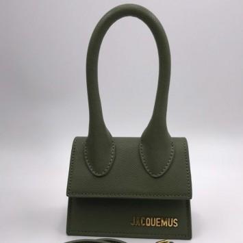 Сумка Jacquemus  Le Chiquito зеленая