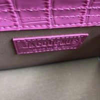 Сумка Jacquemus Le Chiquito Moyen medium розовая