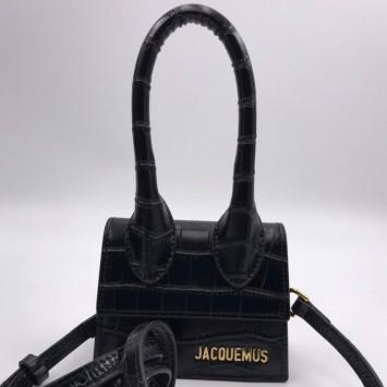 Сумка Jacquemus Le Chiquito Mini черная