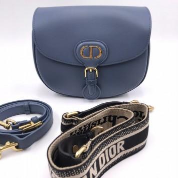 Сумка Dior Bobby синяя