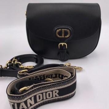 Сумка Dior Bobby черная