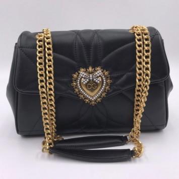 Сумка Dolce&Gabbana Devotion черная