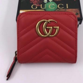 Кошелек Gucci красный