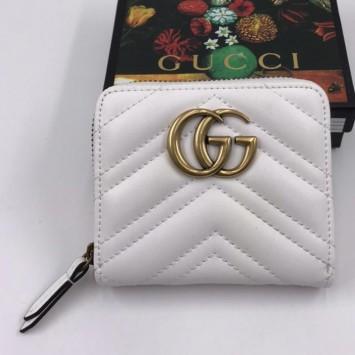 Кошелек Gucci белый
