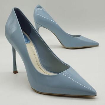 Туфли-лодочки DIOR D-MOI голубые
